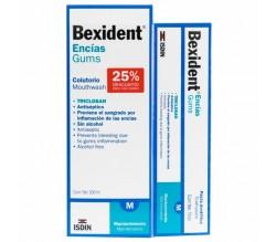 Bexident encías mantenimiento pack Colutorio 500 ml+ Pasta 75 ml