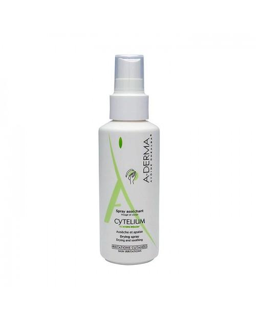 A-derma Cytelium Spray Secante Y Calmante
